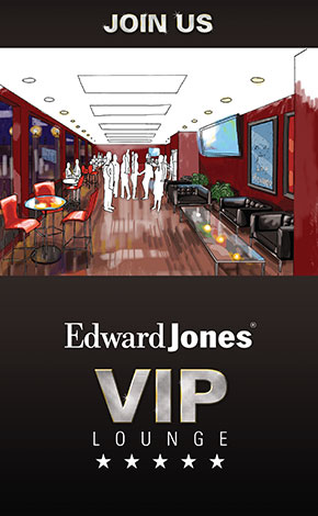 Edward Jones VIP Lounge Concept Drawing