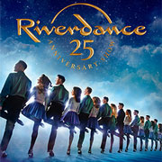 Riverdance Logo and Dancers