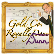 Gold Company Royally Dunn