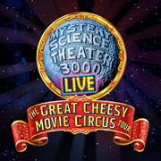 Logo of the Greatest Cheesy Show