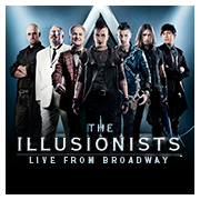 The Illustionists show image