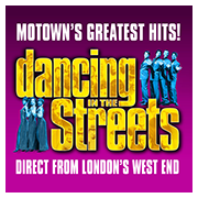 Dancing in the Streets Motown Revue show image