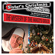 Sister's Christmas Catechism Logo