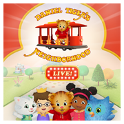 Daniel Tiger's Neighborhood Live! show image