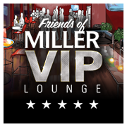 Friends of Miller VIP Lounge
