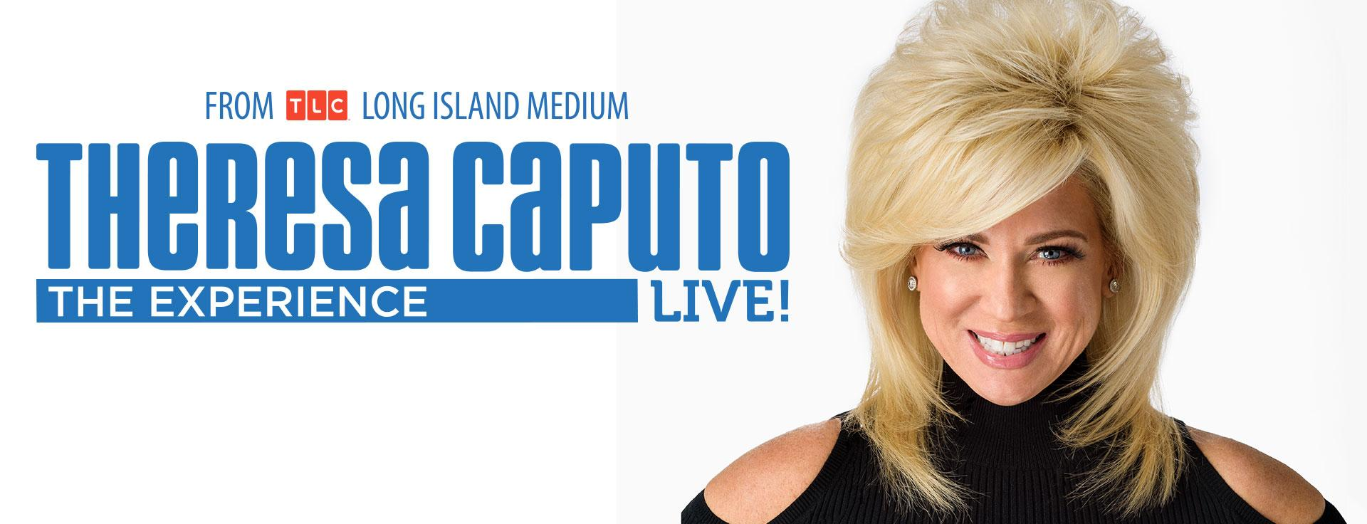 Theresa Caputo at Miller Auditorium