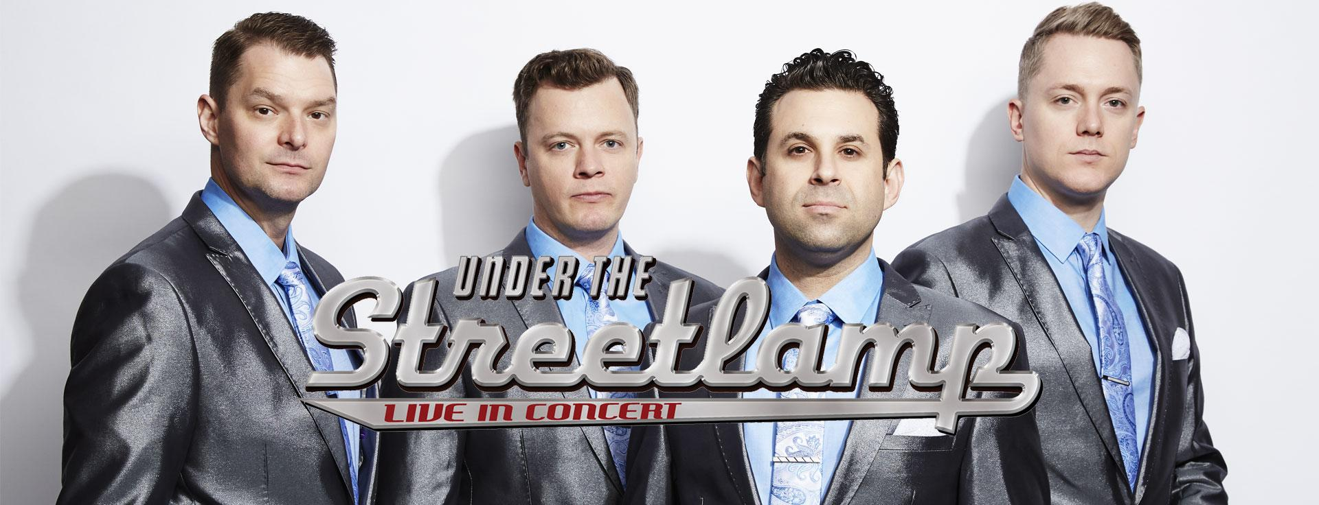 Under The Streetlamp Live in Concert